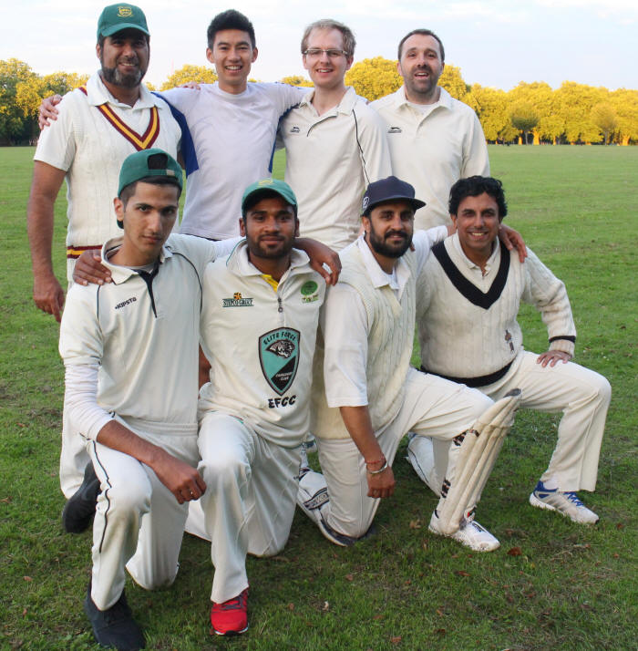 Team that beat London Fields