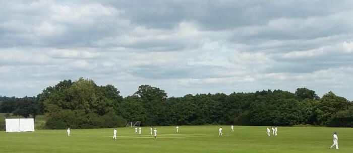 Old Fallopians v St Johns Wood
