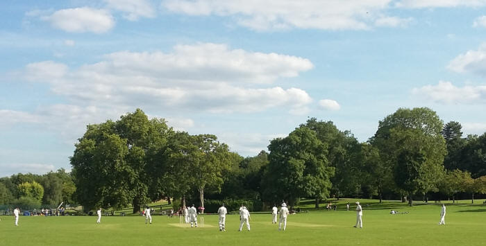 Old Fallopians v London Fields